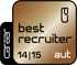 Best Recruiter 2014 / 2015 (Bronze)